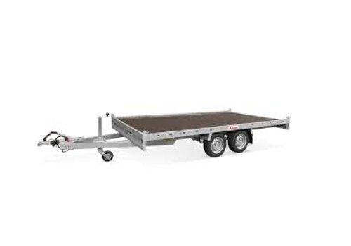 Anssems aanhangwagens Anssems MSX Auto transporter Basic 405x200cm 2700kg