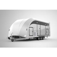 Brian James Race Transporter 6 600x235cm