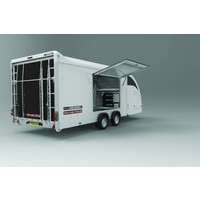 Brian James Race Transporter 4 550x212cm