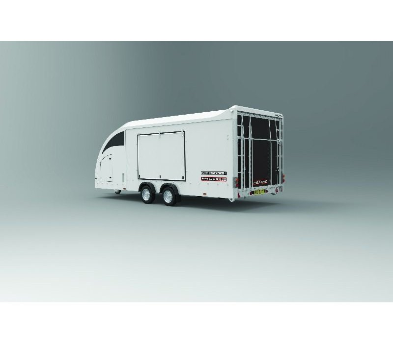 Brian James Race Transporter 4 500x198cm