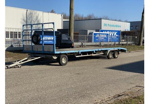 van berne Van Berne schamelwagen 700x228cm3500kg