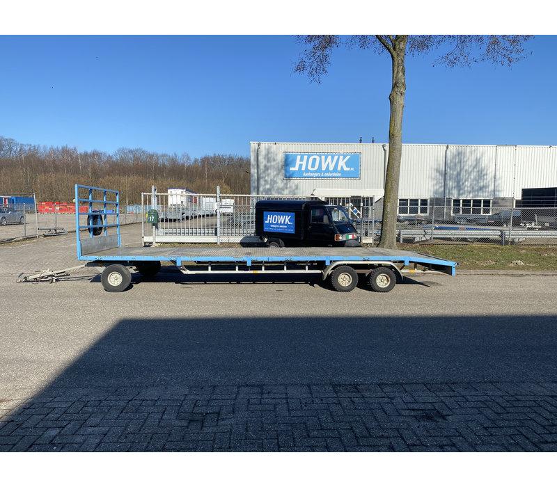 Van Berne schamelwagen 700x228cm3500kg