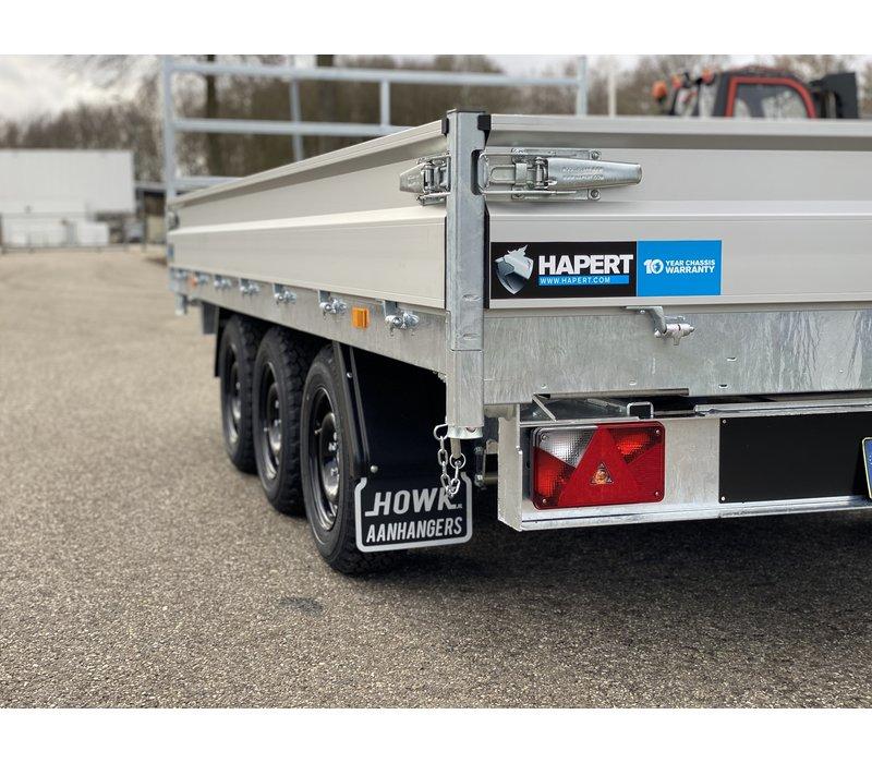 Hapert Cobalt HM-3 Ferro 405x200cm 3500kg Tridem