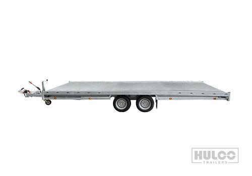 Hulco Aanhangwagens Hulco Carax-2 440x207cm 3000kg Multitransporter