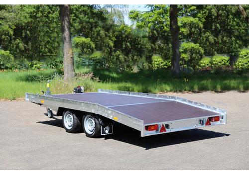 Hapert Aanhangwagens Actie model Hapert Indigo HF-2 Auto-Transporter 405x200 (2700kg)