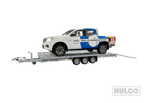 Hulco Aanhangwagens Hulco Carax-3 540x207cm 3500kg Multitransporter