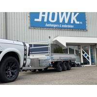 Hapert Cobalt HM3 Ferro Compleet! 405x200cm 3500kg