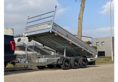 Hapert Aanhangwagens Hapert Cobalt HM3 Ferro Compleet! 405x200cm 3500kg