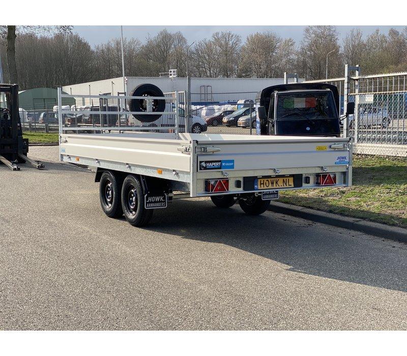 Hapert Azure H-2 405x200cm 3500kg Parabool