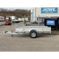 Nieuwe Hapert Azure L1 300x130cm 1800kg