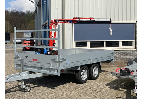 Maxilift Nieuwe Maxilift laadkraan Voorraad model M50.2 ERS 12V