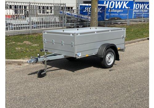 Anssems aanhangwagens Anssems Bagagewagen 211x126x48cm (750kg) ongeremd