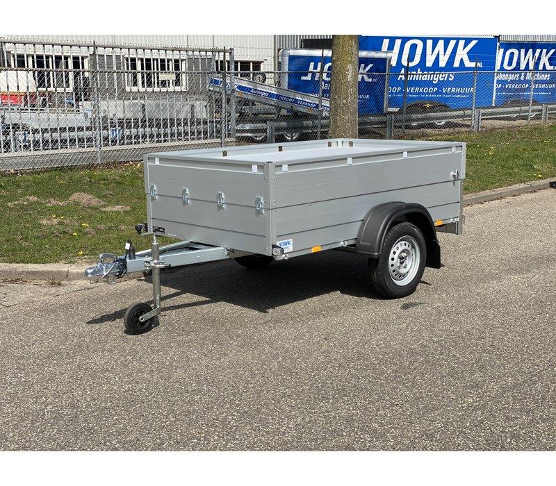 Anssems Bagagewagen 211x126x48cm (750kg) ongeremd