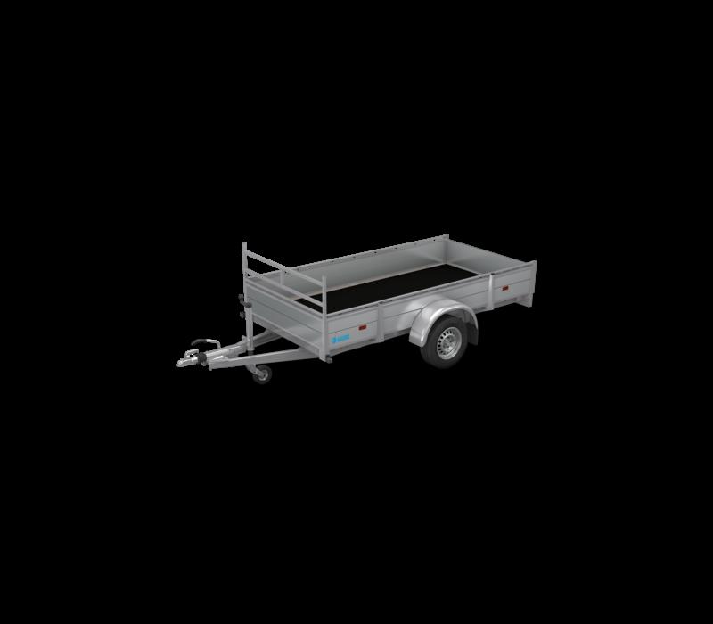 Nieuw Hapert bakwagen 250x130cm 1350kg