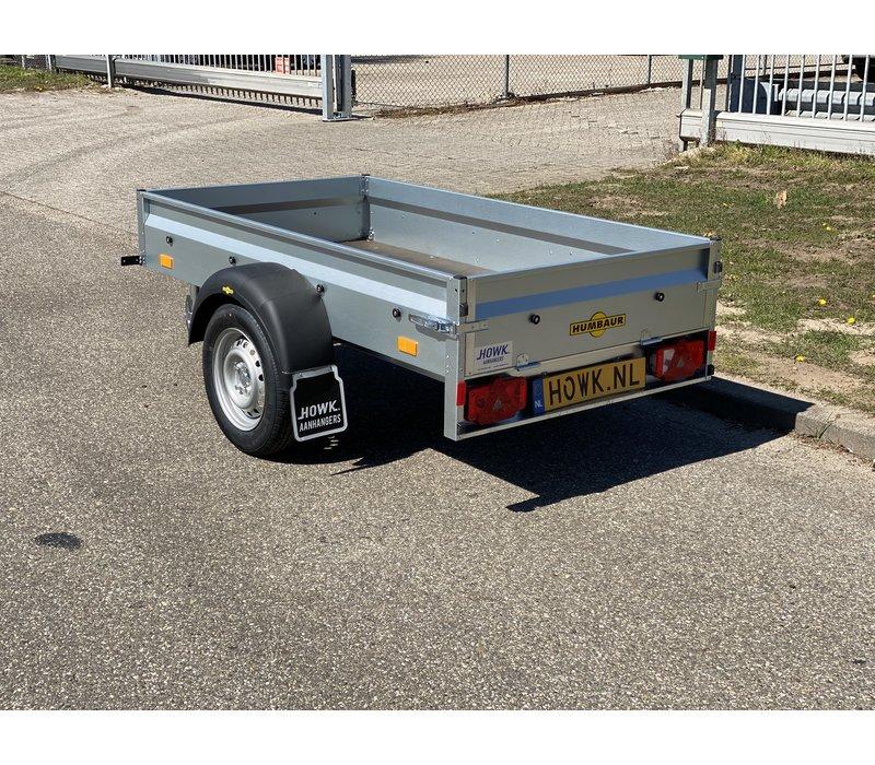 Humbaur Steely bakwagen 205x110cm ( 750kg )