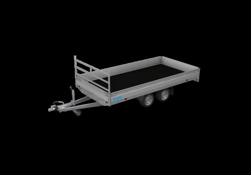 Hapert Aanhangwagens Hapert Azure H2 multitransporter 405x200cm 3000kg
