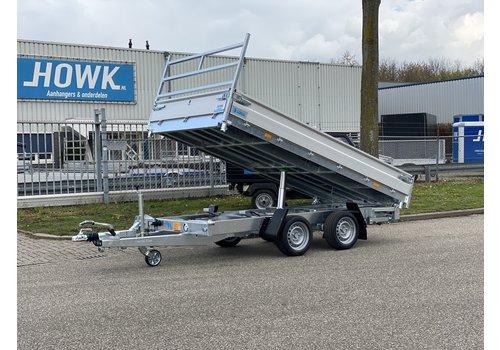 Hapert Aanhangwagens Hapert Cobalt HM-2 335x180cm 3000kg