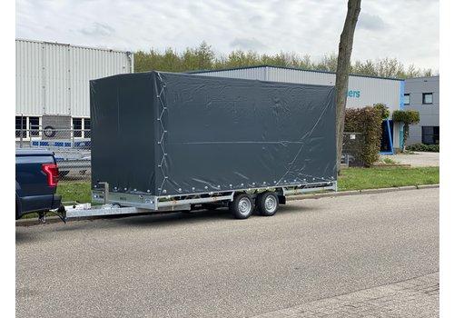 Hulco Aanhangwagens Hulco Medax-2 met huif 502x203x210cm 3500kg