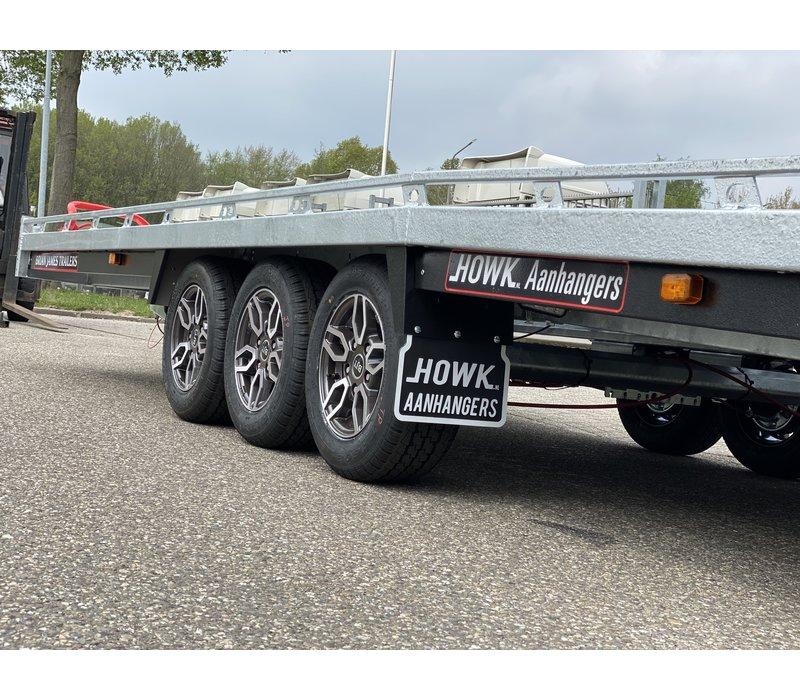 Brian James T6 550x220cm 3500kg Black Edition