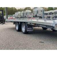 Brian James T4 Auto transporter 500x207cm ( 3500kg ) met oprijplaten