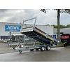 Brian James Trailers Brian James Cargo Tipper 2  360x195cm ( 3500kg ) met deuren