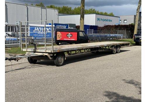 Barents Gebruikte Barents schamelwagen 10x2m 3500kg