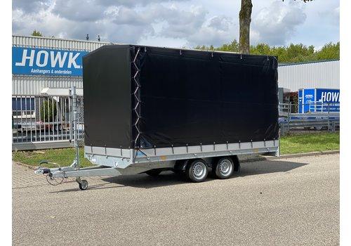 Hapert Aanhangwagens Nieuwe Hapert huifaanhanger 405x200x210cm 3000kg