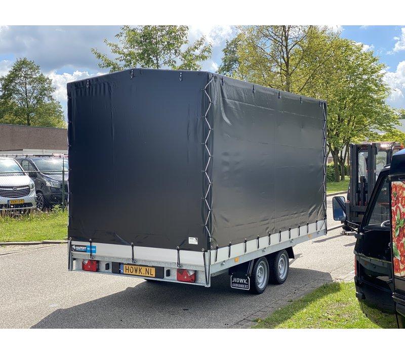 Nieuwe Hapert huifaanhanger 405x200x210cm 3000kg
