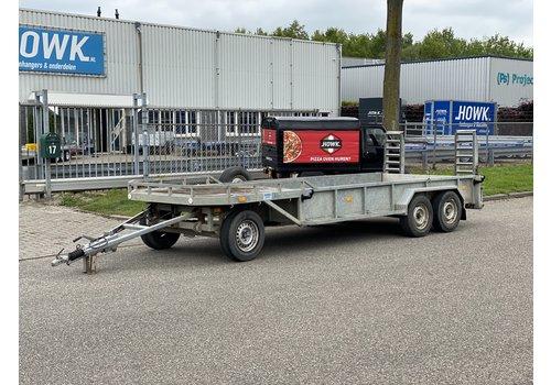 Veldhuis Gebruikte Veldhuis machine transporter / schamelwagen
