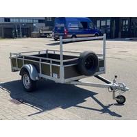 Gebruikte Bakwagen 252x127cm 750kg