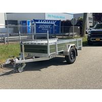 Army Hapert Bakwagen 250x130cm 1350kg