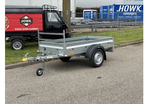 Humbaur Humbaur Steely kanteltrailer 205x110cm ( 750kg )