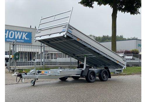 Hapert Aanhangwagens Hapert Cobalt HM-2 Ferro 405x200cm 3500kg Tandemasser