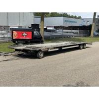 Gebruikte witteveen autotransporter 900x205cm 3500kg