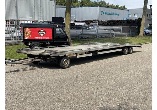 Witteveen Gebruikte witteveen autotransporter 900x205cm 3500kg