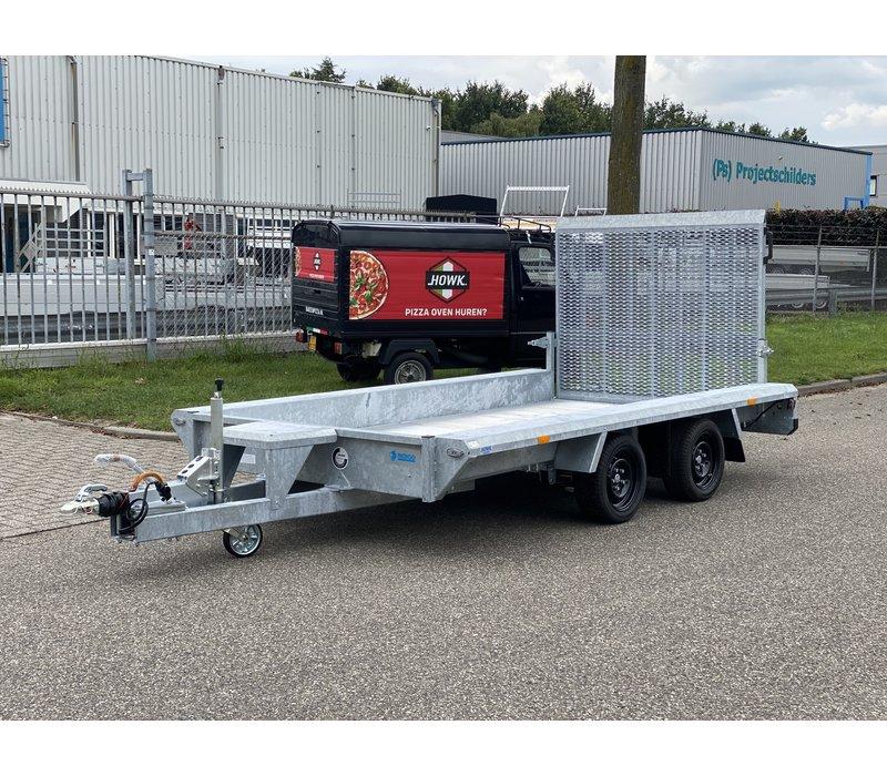 Hapert Indigo LF-2 360x174cm 3500kg met paraboolvering
