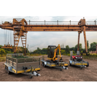Brian James General Plant 360x160cm 3500kg 550-3242