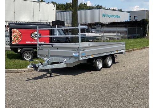 Hapert Aanhangwagens Hapert Azure 335x180cm 3000kg Multitransporter