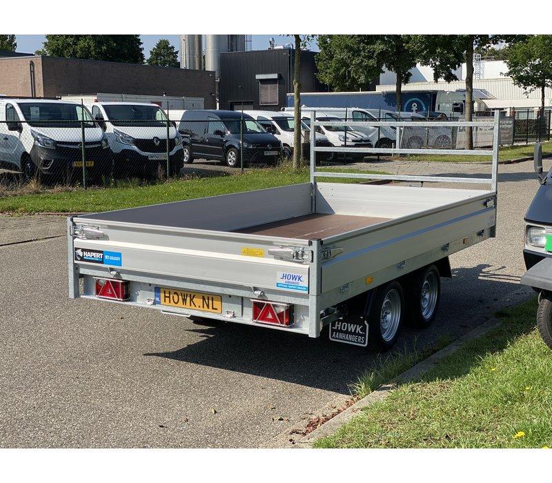 Hapert Azure 335x180cm 3000kg Multitransporter