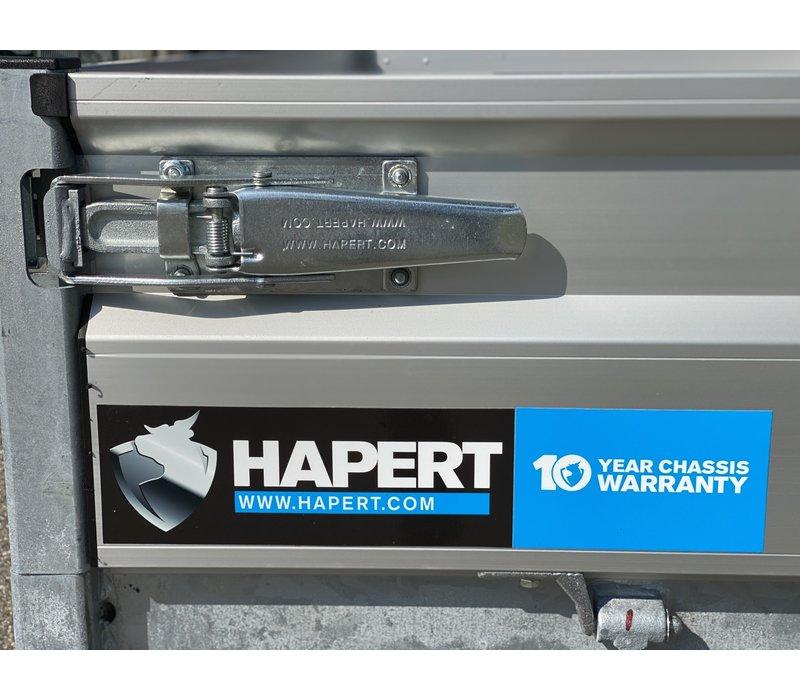 Nieuwe Hapert Multitransporter 405x180cm 2700kg