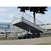 Hapert Aanhangwagens Hapert Cobalt HM-3 Ferro 405x200cm 3500kg Tridem met loofrekken