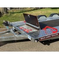 Brian James A-transporter 450x200cm Executive