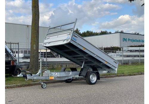 Hapert Aanhangwagens Nieuwe Hapert Enkelassige kieper 280x160cm 1800kg
