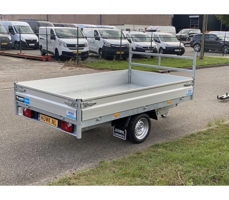 Nieuwe Hapert Enkelassige kieper 280x160cm 1800kg