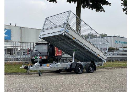 Hapert Aanhangwagens Hapert Kieper 335x180cm 3500kg + loofrek