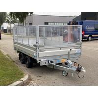 Hapert Kieper 335x180cm 3500kg + loofrek