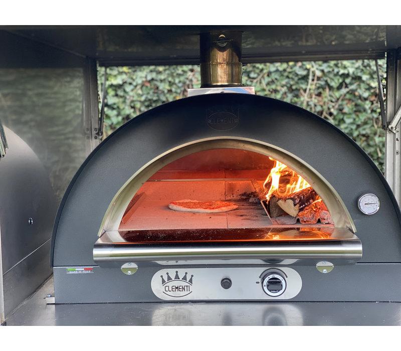 Piaggio Ape Pizza foodtruck huren?