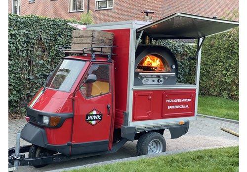 Piaggio Piaggio Ape Pizza foodtruck huren?