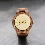 GRAND - 47 MM Champagne Gold