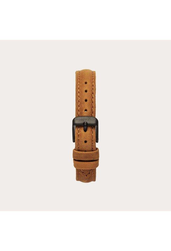 AURORA - 36 MM Cinturino Amber 14mm